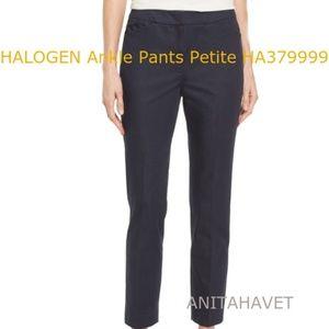 Halogen Ankle Pants 00 Petite